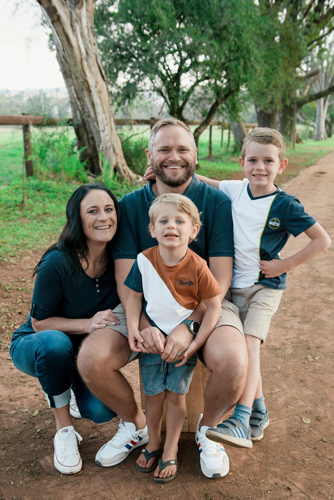 Gilmartin Family